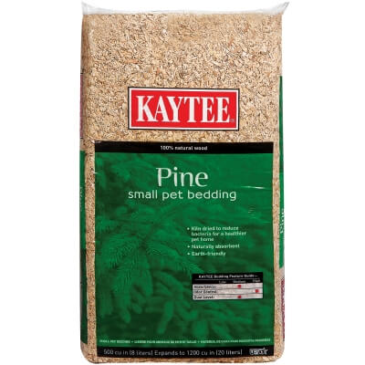 Pine Composition Bedding Litter 1200Cu In