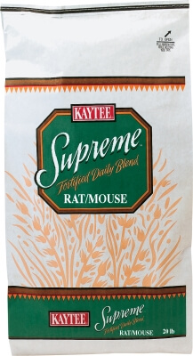 Rat & Mouse Mix Supreme 20lb
