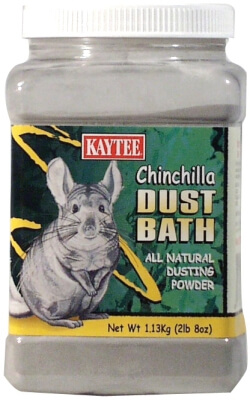Chinchilla Dust 2.5lb Jar