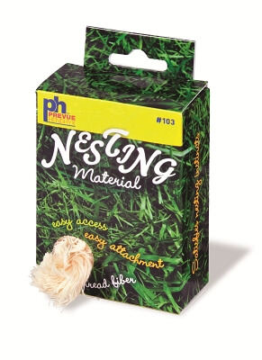 Box Of Nesting Material 1 Count