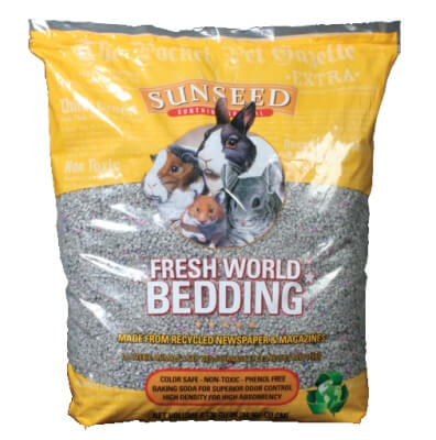 Fresh World Bedding - Store Use 50L (3050 Cu In)