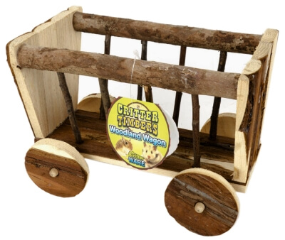 Woodland Wagon Hay Holder