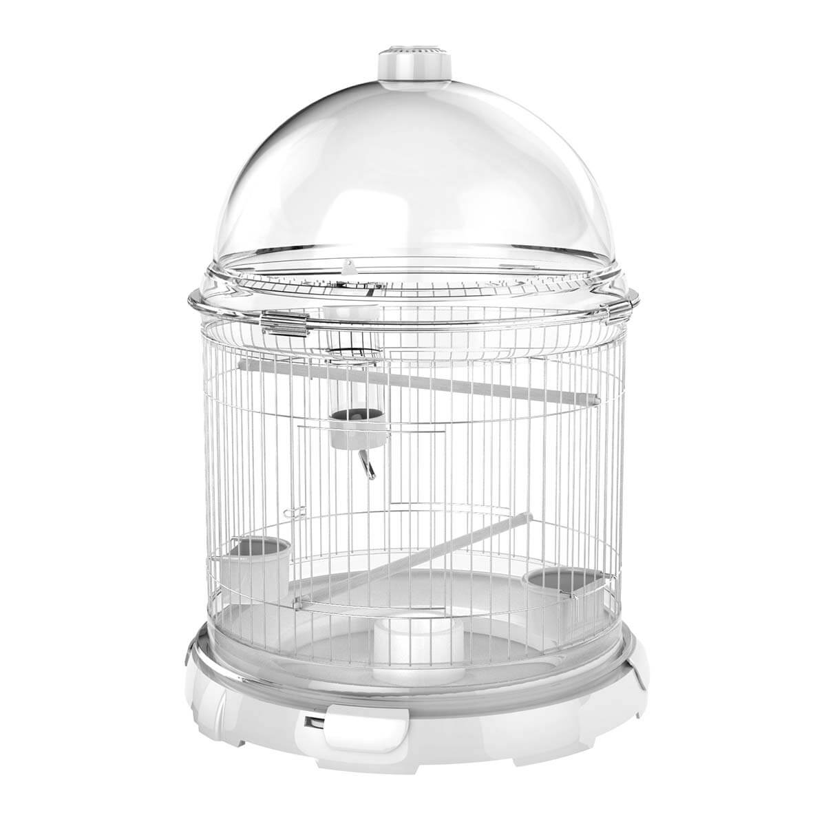 BioBubble Bird Bundle Habitat White 16