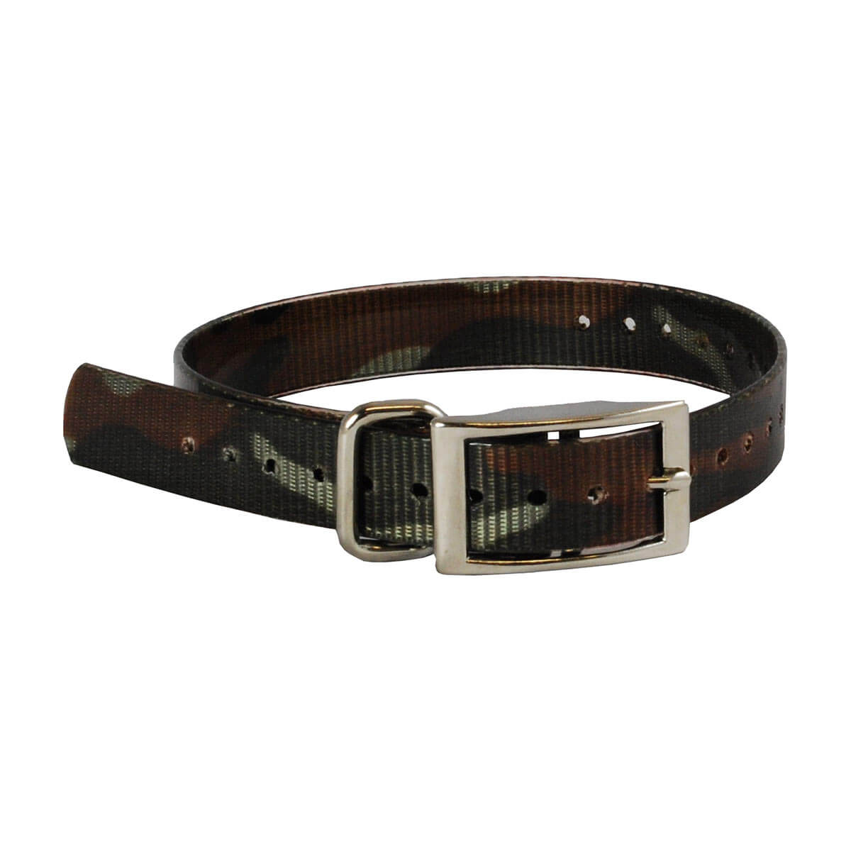The Buzzard's Roost Collar Strap 1
