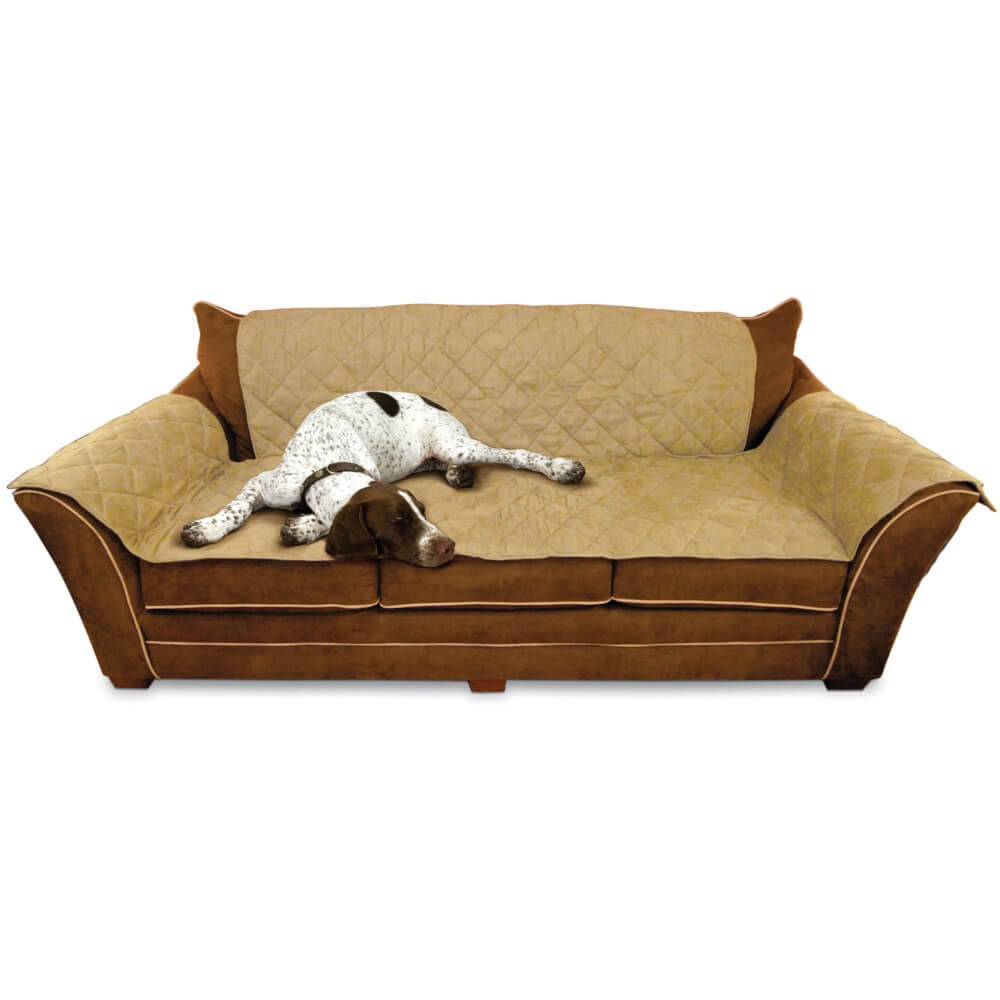 Strange Kh Pet Products Furniture Cover Couch Tan 26 Ocoug Best Dining Table And Chair Ideas Images Ocougorg