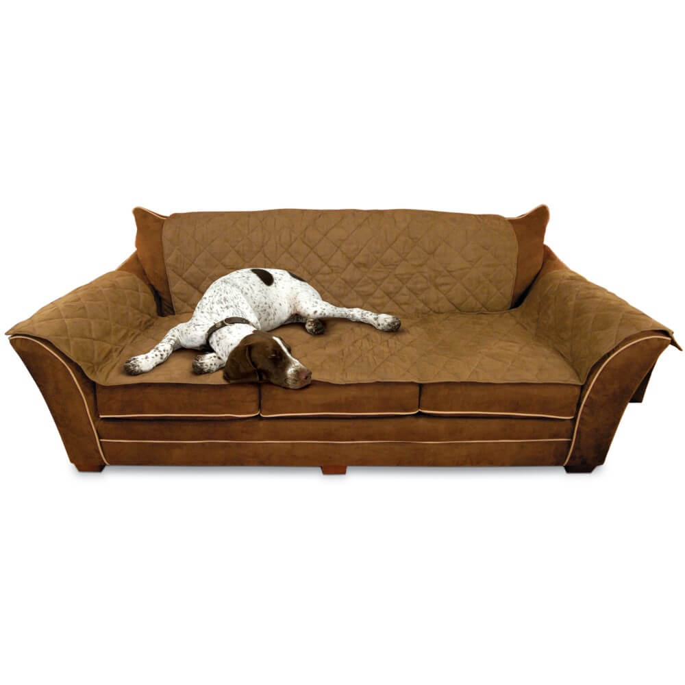 K&H Pet Products Furniture Cover Couch Mocha 26