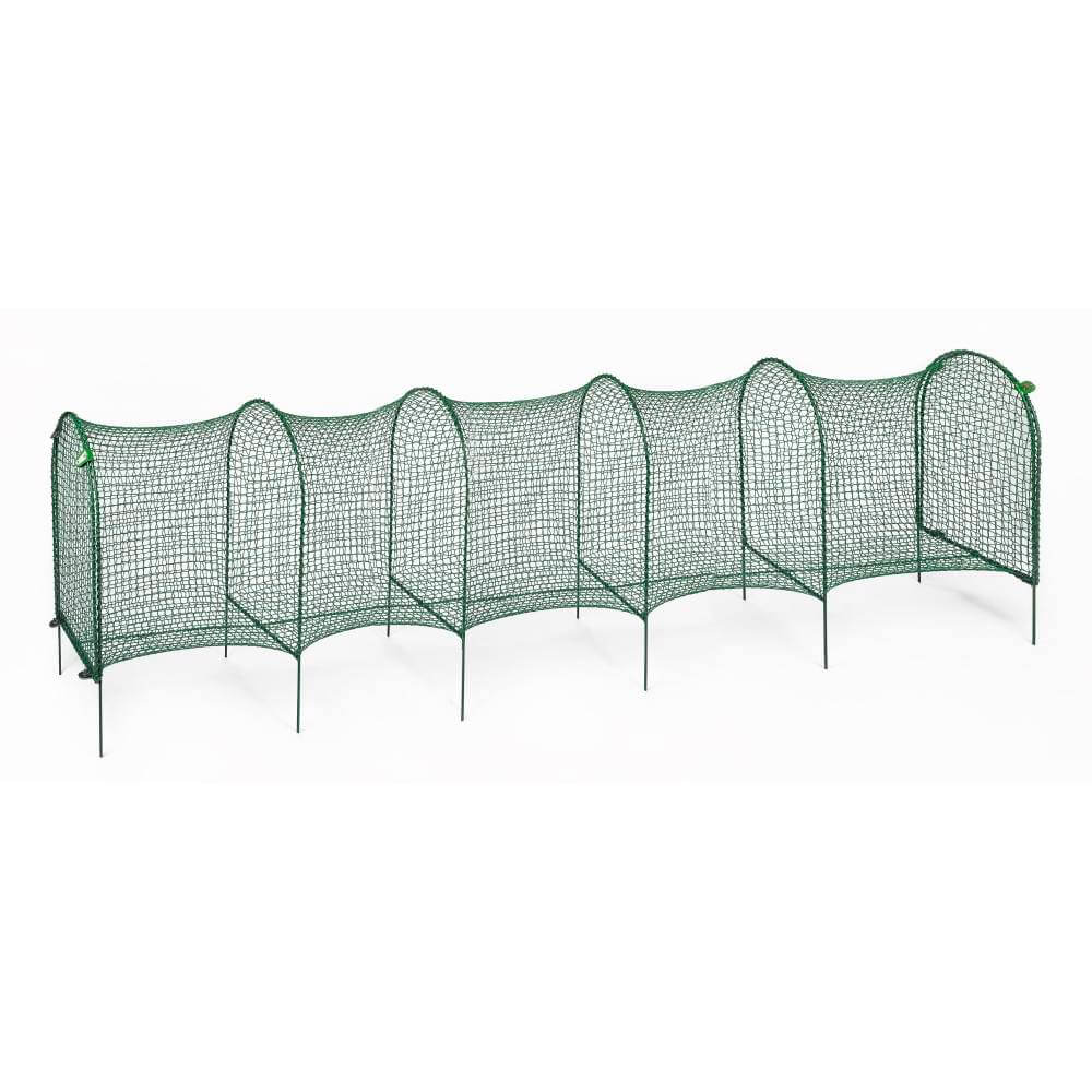 Kittywalk Lawn Version Outdoor Cat Enclosure Green 120