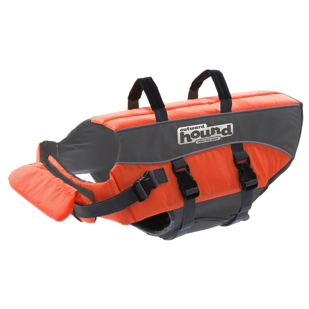 Outward Hound Dog Life Jacket Small Orange 6
