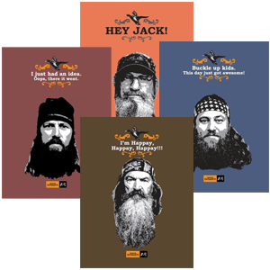Duck Dynasty Beds