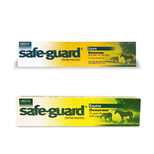 Safe-Guard Equine