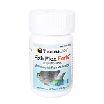 Fish Flox Forte (Ciprofloxacin), 500mg x 30 Tablets