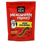 Happy Hen MealWorm Frenzy, 10 oz