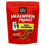 Happy Hen Treats MealWorm Frenzy, 3.5 oz