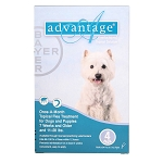 Advantage for Dogs, 11-20 lbs, 4 month