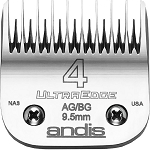 Andis #4 Skip Tooth AG/BG UltraEdge Detachable Blade