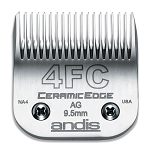 Andis #4FC AG CeramicEdge Detachable Blade