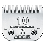 Andis #10 AG CeramicEdge Detachable Blade