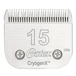 Oster #15 CryogenX Detachable Blade