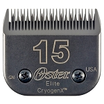 Oster #15 Elite CryogenX Detachable Blade