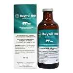 Baytril 250  Injectable Solution Rx