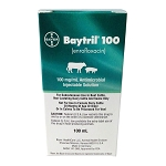 Baytril Injectable Solution Rx