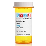 Amlodipine Rx, 2.5 mg x 1 ct
