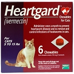 Heartgard Rx for Cats, 5-15 lbs