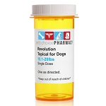 Rx Revolution, Brown Single Topical Tube Dog 10.1 -20 lb