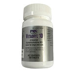 Vetadryl 10mg Rx for Dogs and Cats, 250 ct