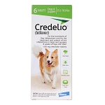 Credelio, Dogs 25.1-50 lbs, 6 Chewable Tablets, Rx