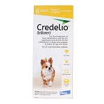 Rx Credelio 4.4-6 lbs, 6 month, Yellow