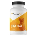 Bitch Pills for Dogs, 120 ct
