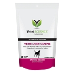 Vetri-Liver Canine Bite-Sized Chews