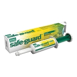 Safe-Guard Equine Dewormer Paste (Fenbendazole), 92g