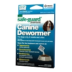 Safe-Guard Canine Dewormer, 3 (2 Grams Each)
