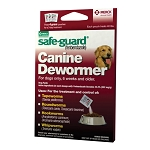 Safe-Guard Canine Dewormer, 3 (4 Grams Each)