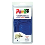 PAWZ Dog Boots, Medium (Blue)