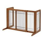 Freestanding Pet Gate Small