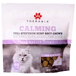 Therabis Calming Chews, Cat, 60ct