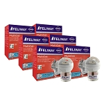 Feliway Multicat Starter Kit-48ml DIFF and REFILL 6 pack