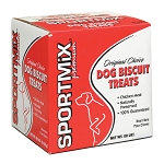 Sportmix X-Large Golden Biscuit, 20 lb Box