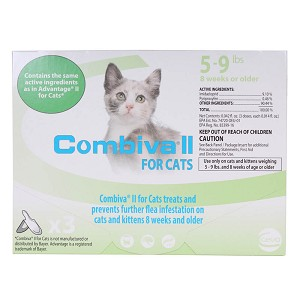 Combiva II for Cats