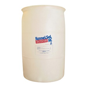 KennelSol HC 30 Gallon Drum