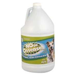 NOse Offense Air & Fabric Odor Eliminator for Pets, 1 Gallon