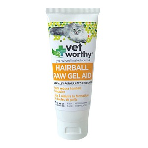 Vet Worthy, Hairball Paw Gel Aid, 3 oz