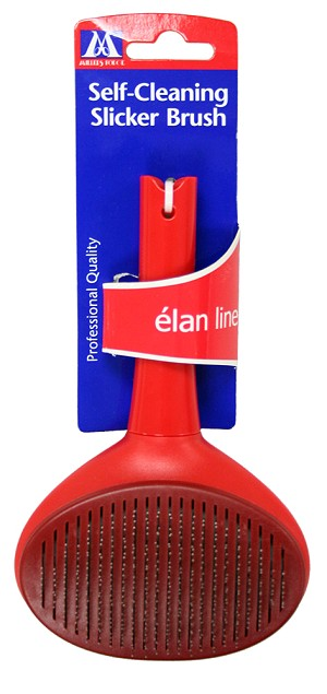 Elan Self-Cleaning Brush