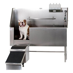 PetLift Aqua Quest Walk-in Animal Bath