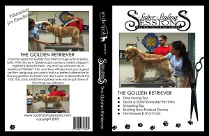 Super Styling Sessions, Golden Retriever DVD