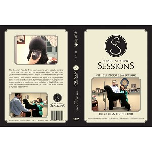 Super Styling Sessions, German Trim Poodle DVD