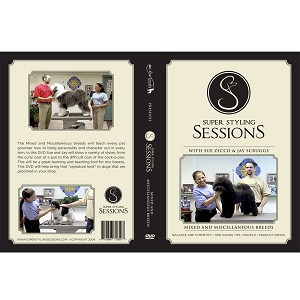 Super Styling Sessions, Mixed and Miscellaneous Breed DVD